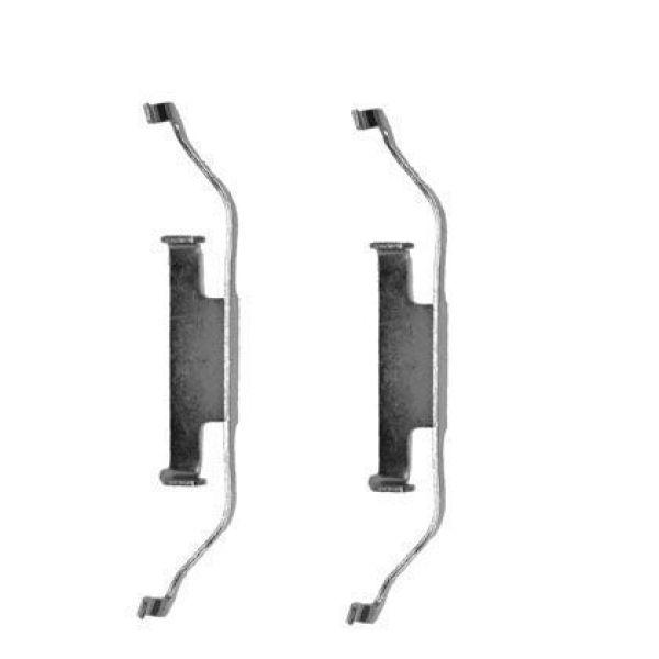 Remblok-montageset achterzijde BMW 3 (E90) 320 i
