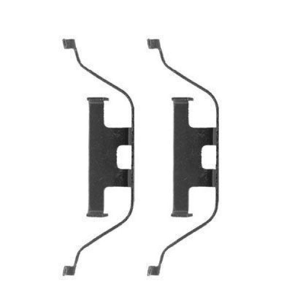 Remblok-montageset achterzijde BMW 3 (E90) 330 d