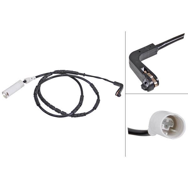 Slijtindicator achterzijde BMW 3 (E90) 330 d