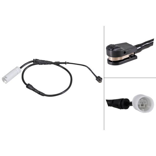 Slijtindicator voorzijde BMW 3 Touring (E91) 320 d