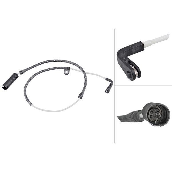 Slijtindicator voorzijde BMW 5 (E39) 523 i
