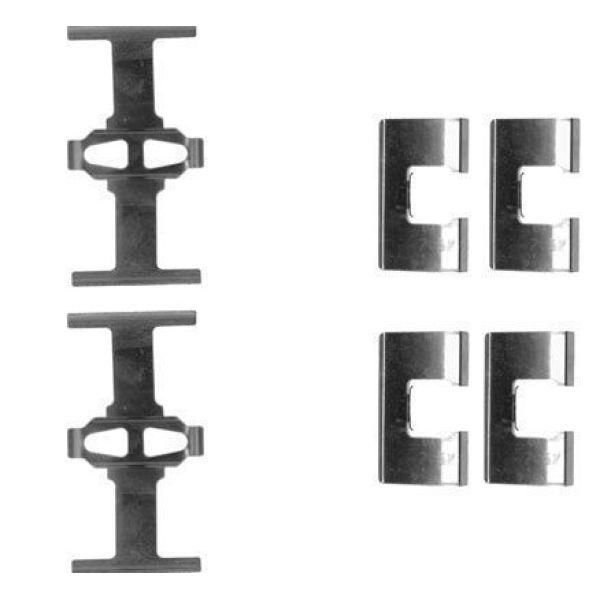Remblok-montageset achterzijde HONDA CIVIC VII Hatchback 1.4 iS