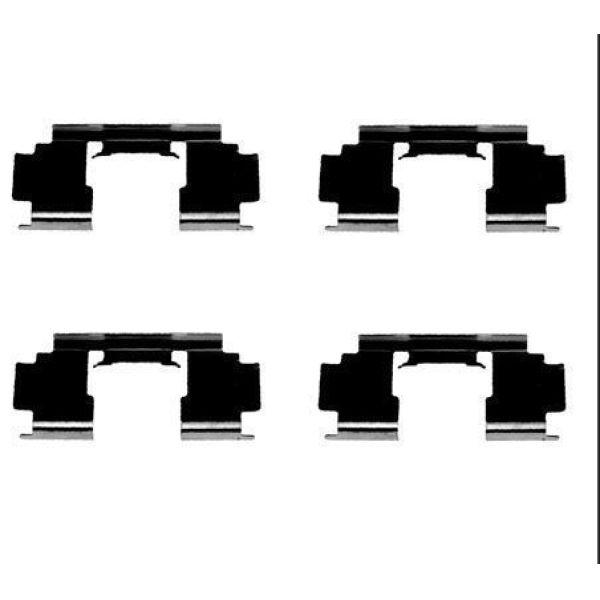 Remblok-montageset voorzijde HONDA CIVIC VII Hatchback 1.4 iS