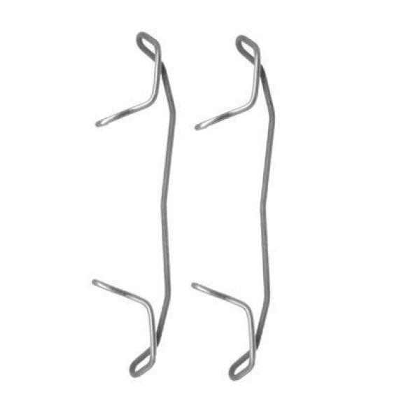 Remblok-montageset voorzijde VW VOLKSWAGEN GOLF IV (1J1) 1.4 16V