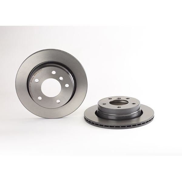 Remschijven achterzijde Brembo premium BMW 3 (E46) 320 i