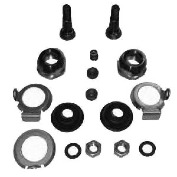 Reparatieset, spoorstangeind voorzijde, links of rechts ROVER MINI Hatchback 1300